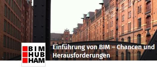 BIM Hub Hamburg lädt Sie herzlich ein zu einer Vortragsveranstaltung