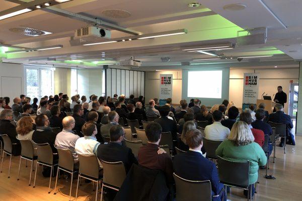 Vortragsreihe im März 2019 des BIM Hub Hamburg